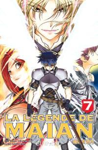 La légende de Maian. Volume 7