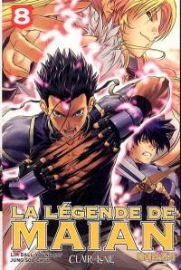 La légende de Maian. Volume 8