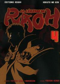 La légende de Raoh. Volume 4