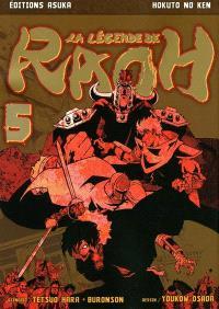 La légende de Raoh. Volume 5