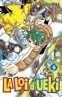La loi d'Ueki. Volume 6