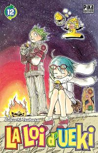 La loi d'Ueki. Volume 12