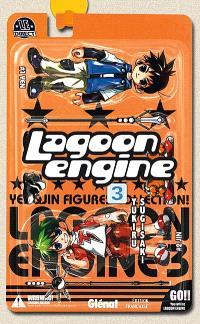 Lagoon engine. Volume 3