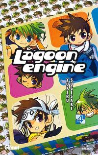 Lagoon engine. Volume 4