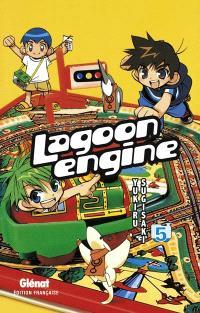 Lagoon engine. Volume 5