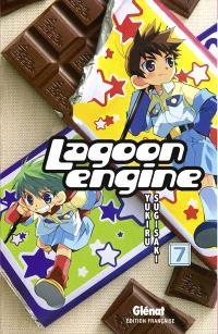 Lagoon engine. Volume 7