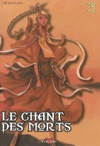 Le chant des morts. Volume 3