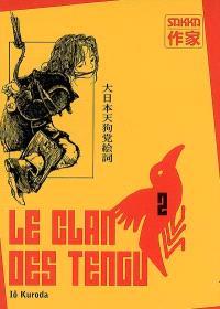 Le clan des Tengu. Volume 2