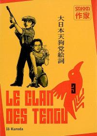 Le clan des Tengu. Volume 3