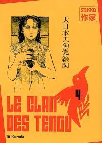 Le clan des Tengu. Volume 4