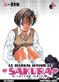 Le journal intime de Sakura. Volume 6