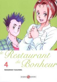 Le restaurant du bonheur. Volume 4