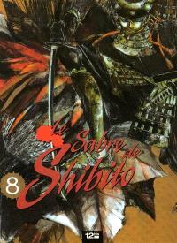 Le sabre de Shibito. Volume 8