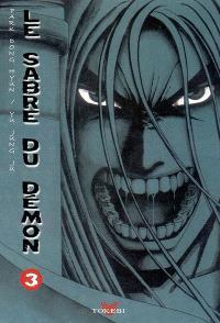 Le sabre du démon. Volume 3