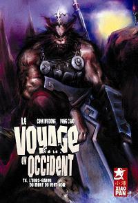 Le voyage en Occident. Volume 4, L'ours-garou du mont du Vent-Noir