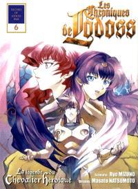 Les chroniques de Lodoss : la légende du chevalier héroïque. Volume 6