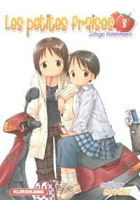 Les petites fraises = Ichigo mashimaro. Volume 3