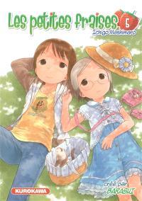 Les petites fraises = Ichigo mashimaro. Volume 5