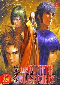 Les quatre justiciers. Volume 2