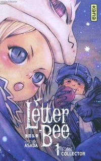 Letter Bee : coffret collector. Volume 1