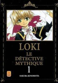 Loki, le détective mythique. Volume 1