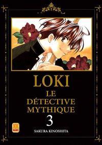 Loki, le détective mythique. Volume 3