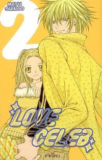 Love celeb. Volume 2