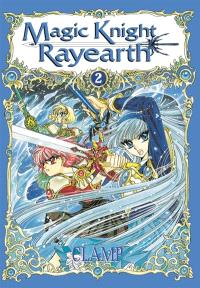 Magic knight Rayearth. Volume 2
