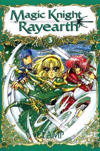Magic knight Rayearth. Volume 3