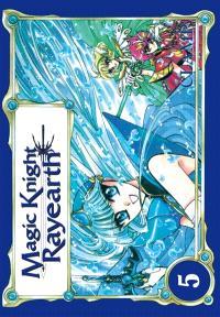 Magic knight Rayearth. Volume 5