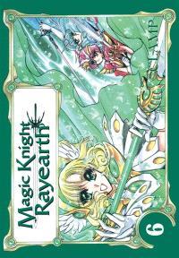 Magic knight Rayearth. Volume 6