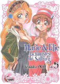 Marie & Elie, alchimistes de Salburg. Volume 5