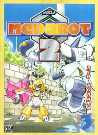 Médarot 2. Volume 3