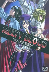 Melty blood. Volume 2