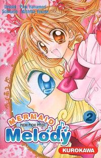 Mermaid melody. Volume 2