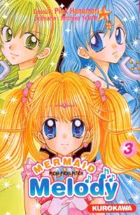 Mermaid melody. Volume 3