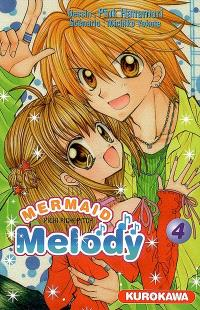 Mermaid melody. Volume 4