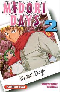 Midori days. Volume 2