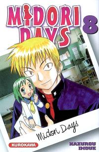 Midori days. Volume 8