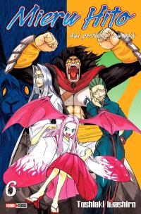 Mieru Hito : aux portes de l'au-delà. Volume 6