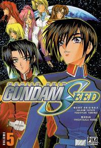 Mobile suit Gundam seed. Volume 5