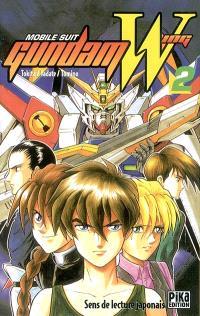 Mobile suit Gundam wing. Volume 2