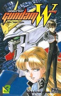 Mobile suit Gundam wing. Volume 3
