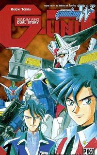 Mobile suit Gundam wing G-Unit. Volume 1