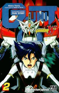 Mobile suit Gundam wing G-Unit. Volume 2