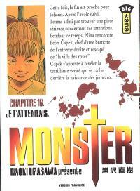 Monster. Volume 16, Je t'attendais