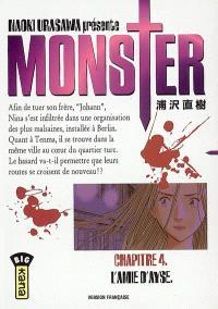 Monster. Volume 4, L'amie d'Ayse