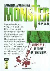 Monster. Volume 15, La porte de la mémoire