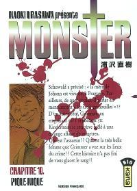 Monster. Volume 10, Pique-nique