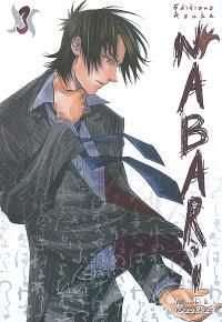 Nabari. Volume 3